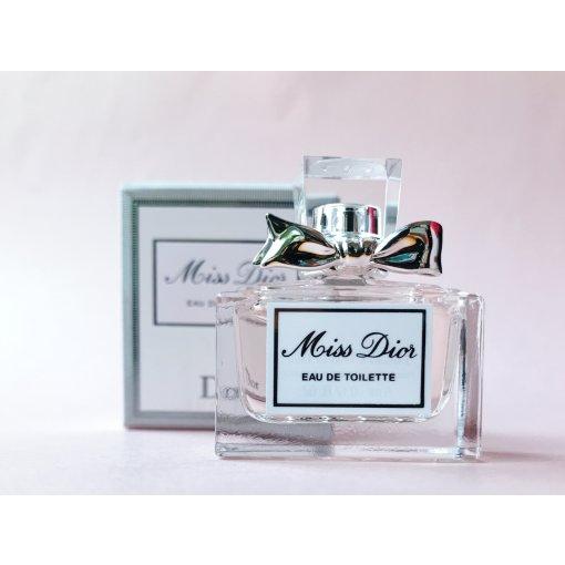 买椟还珠 Miss Dior The New EDT