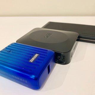 Zendure SuperMini 超耐用漸層藍迷你充电宝