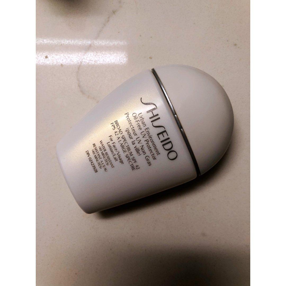 Shiseido小白瓶—谁说冬天不...