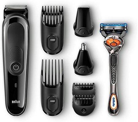 MGK3060 胡须修剪器、吉列剃须刀组合