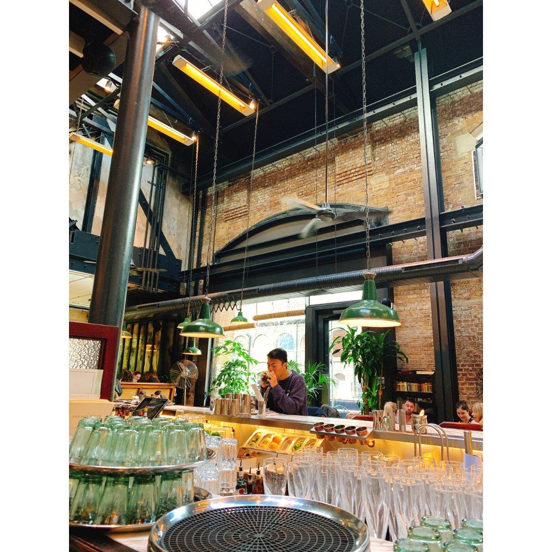 伦敦餐厅|Dishoom伊朗餐厅,...