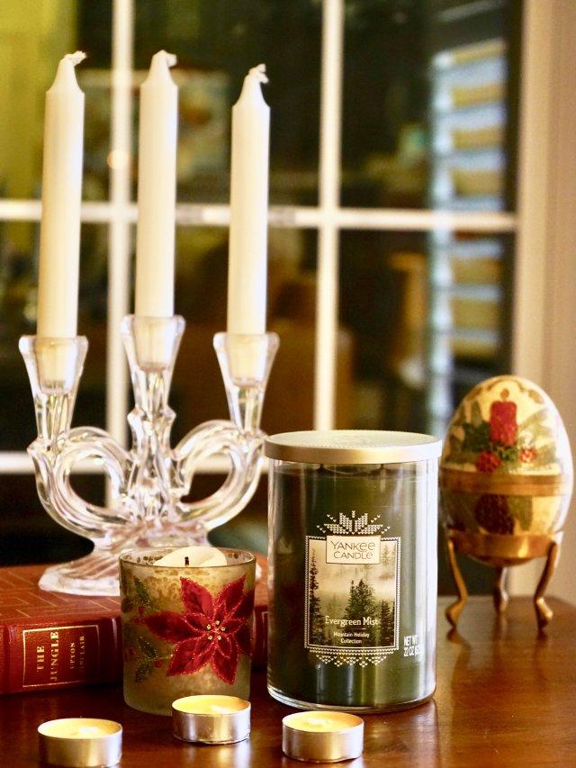 圣诞装饰分享——我的圣诞节是有香气的