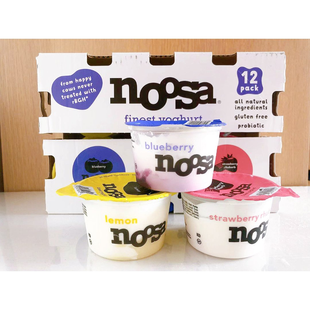 北美最好吃的一款酸奶沒有之一 Noosa