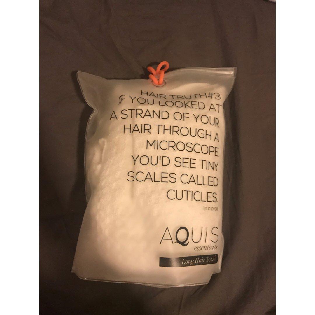 Aquis 干发巾