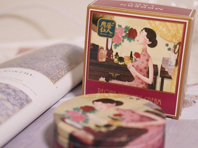 老上海|牡丹水润滋养雪花膏