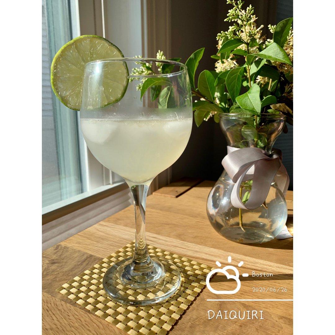 宅家調酒系列|黛克瑞 DAIQUIRI