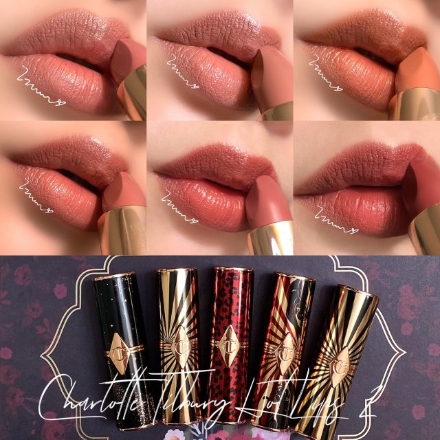 CT 2019全新Hot Lips...