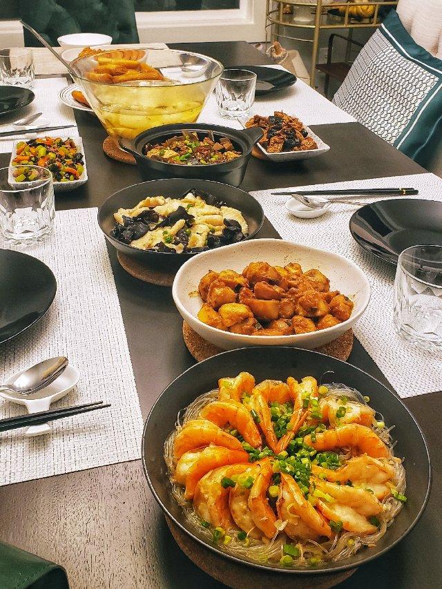 2020年夜饭💕自制八宝饭满满的家乡味