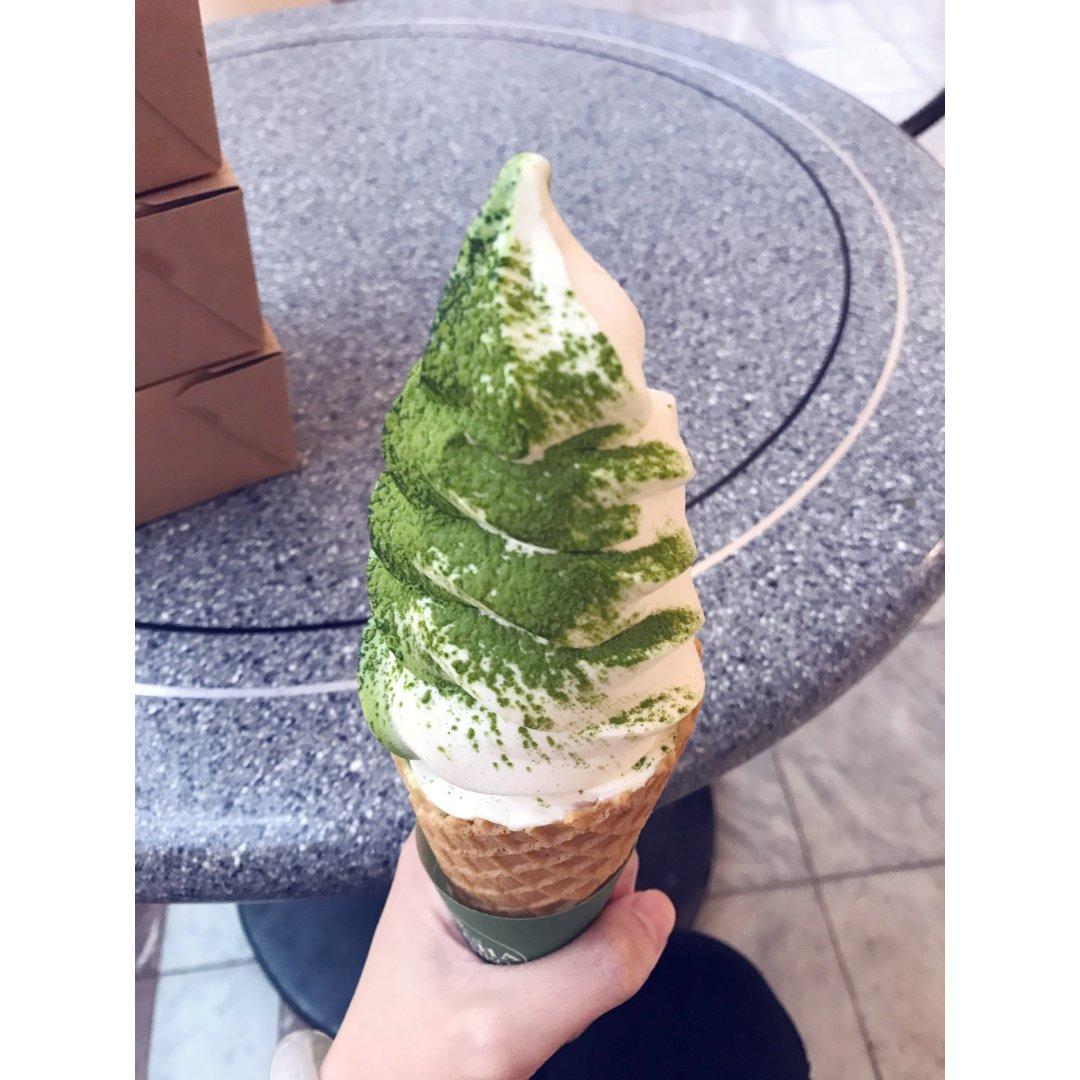 冬天还是可以吃冰淇淋的🍦