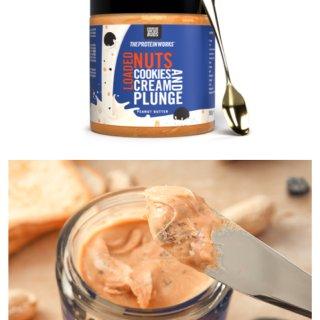 众测产品,坚果奶油曲奇酱
