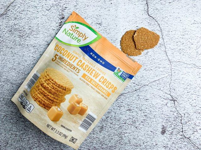 Aldi健康零食推荐 | 椰子腰果饼干