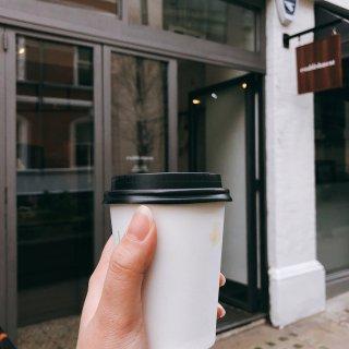 伦敦美食|新开的小众咖啡馆...