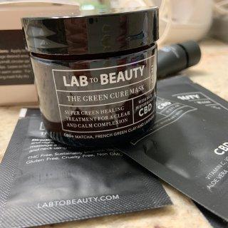【Lab to Beauty】绿色治愈面膜|众测评