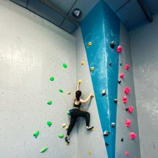 英国体验之爬墙_Rockclimbing...