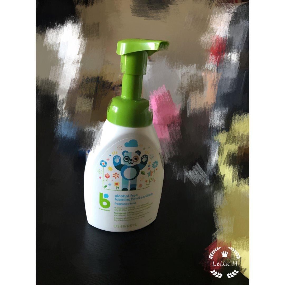 泡泡洗手液