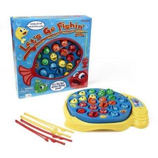$5.6经典游戏 童年的回忆 Let's Go Fishin' 钓鱼小游戏