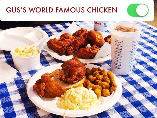 「芝加哥世界著名炸雞」🍗