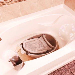 小鲸鱼婴儿浴盆