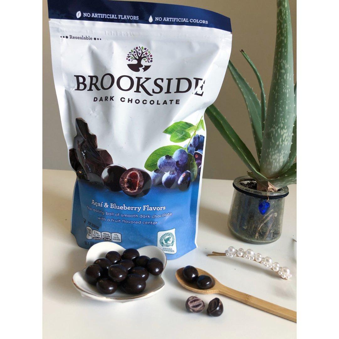 Brookside 水果夹心软糖朱古力