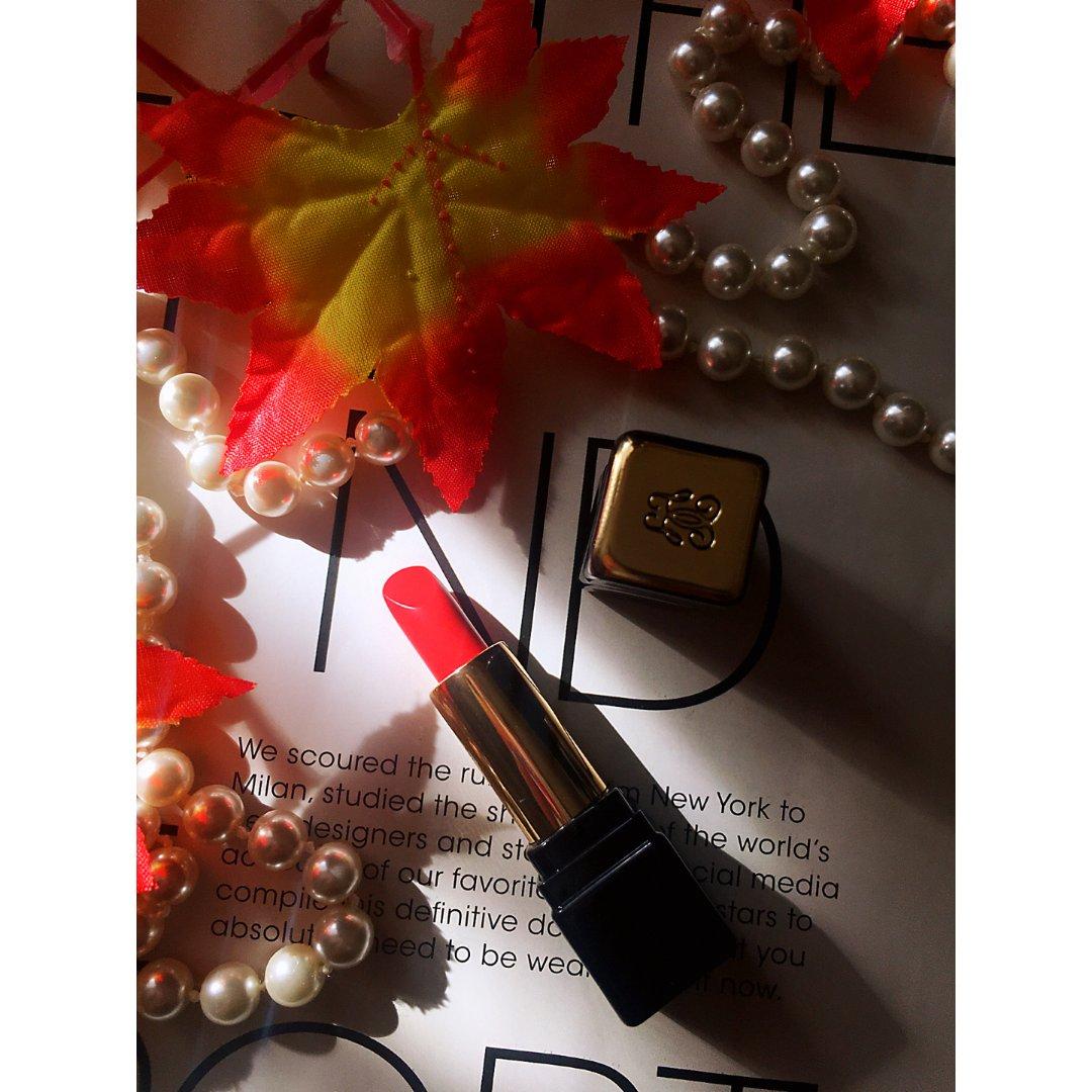 美妆|黑黄皮友好的娇兰性感珊瑚色
