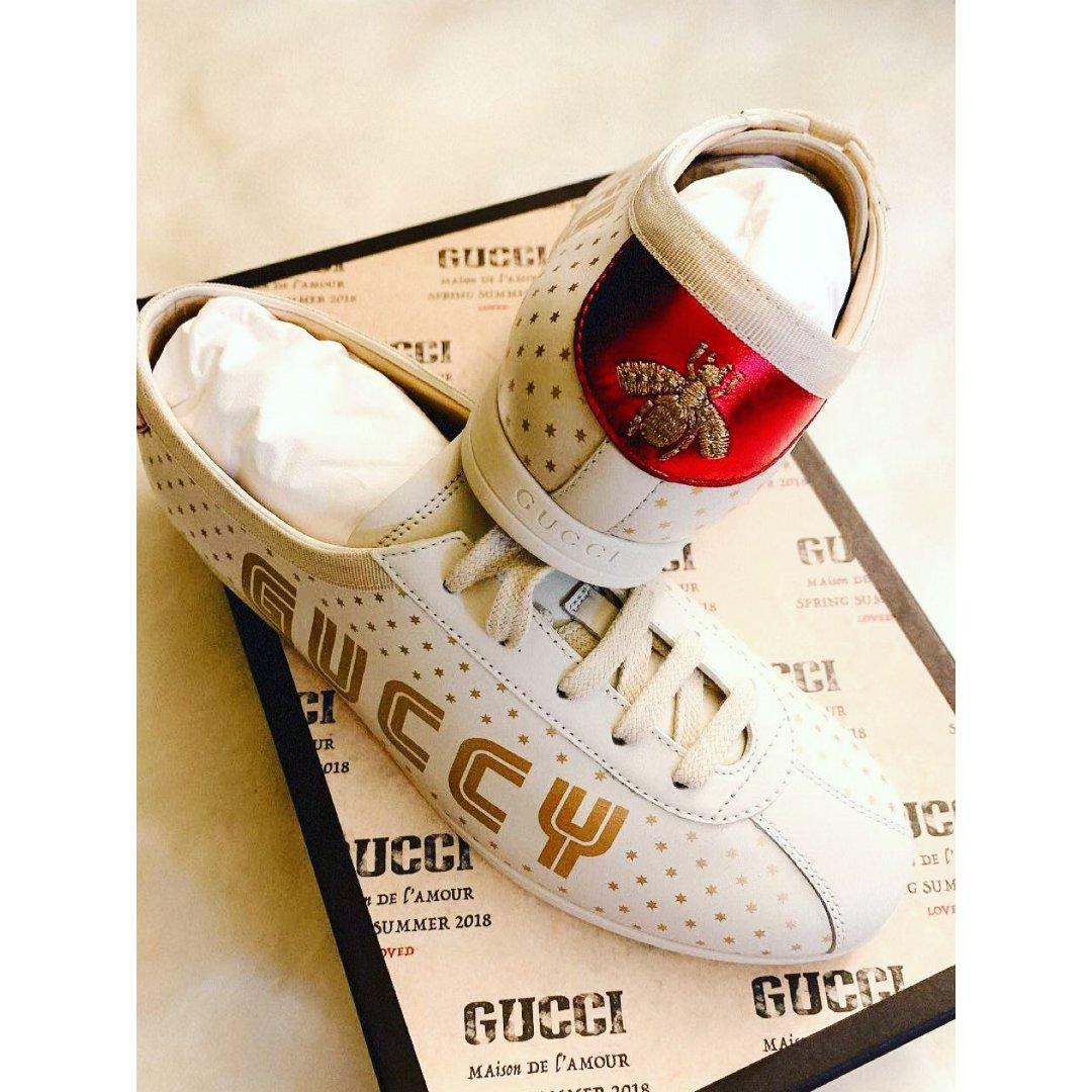 超好价Guccy小白鞋