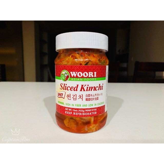 美食|Hmart初试Kimchi