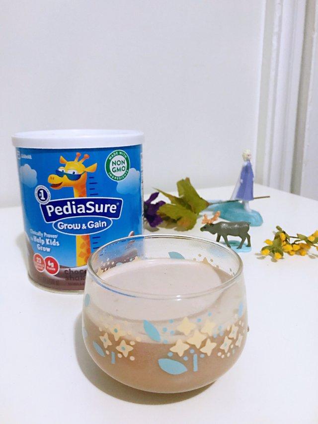 PediaSure 小安素助成长营养奶粉