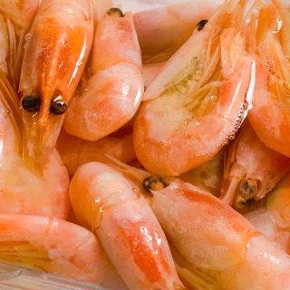 硬核下午茶 / 北极甜虾🤣🤣🤣...