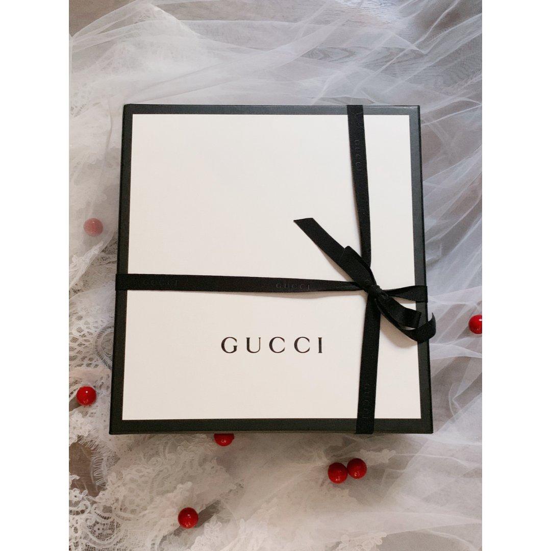 奶茶系复古风-Gucci Raja...