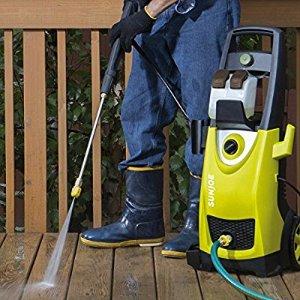$109史低价:Sun Joe SPX3000 2030 PSI 电动高压清洗水枪