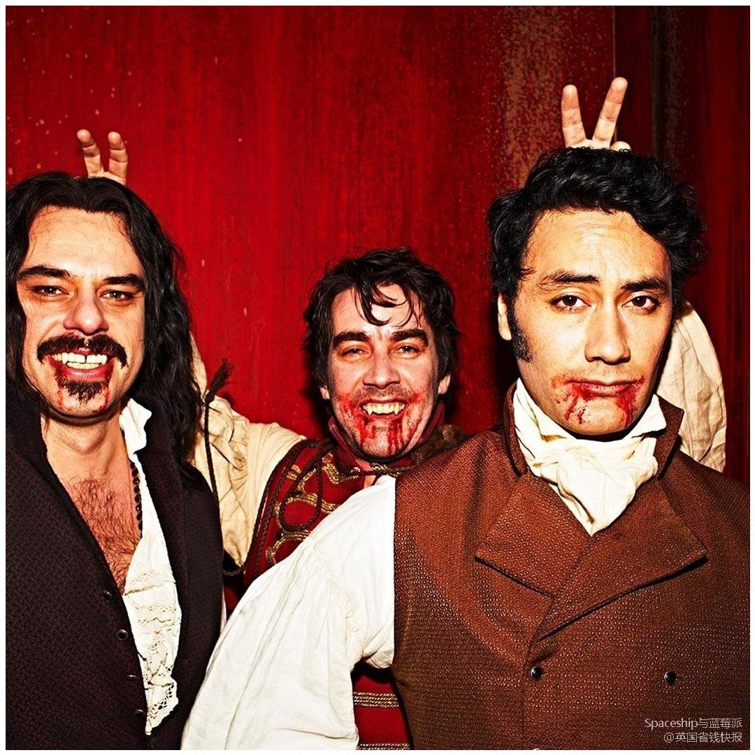 宅家看剧🖤超可爱的Vampire喜剧...