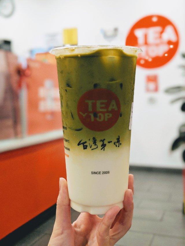 北加湾区饮料店| TeaTop,品...