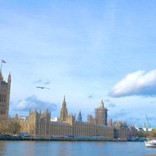 伦敦 | 天气超好的周末...