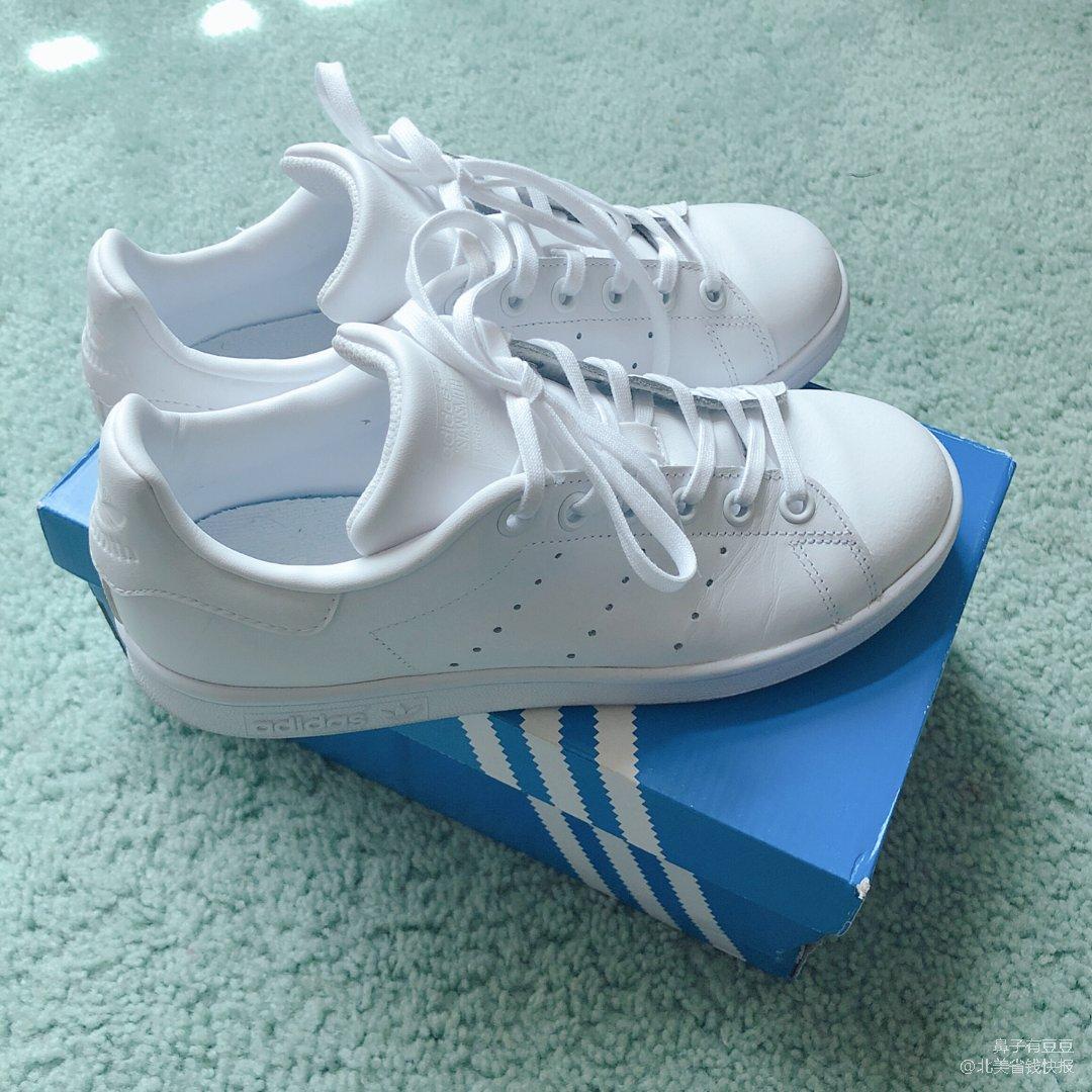 重新回归的小白鞋