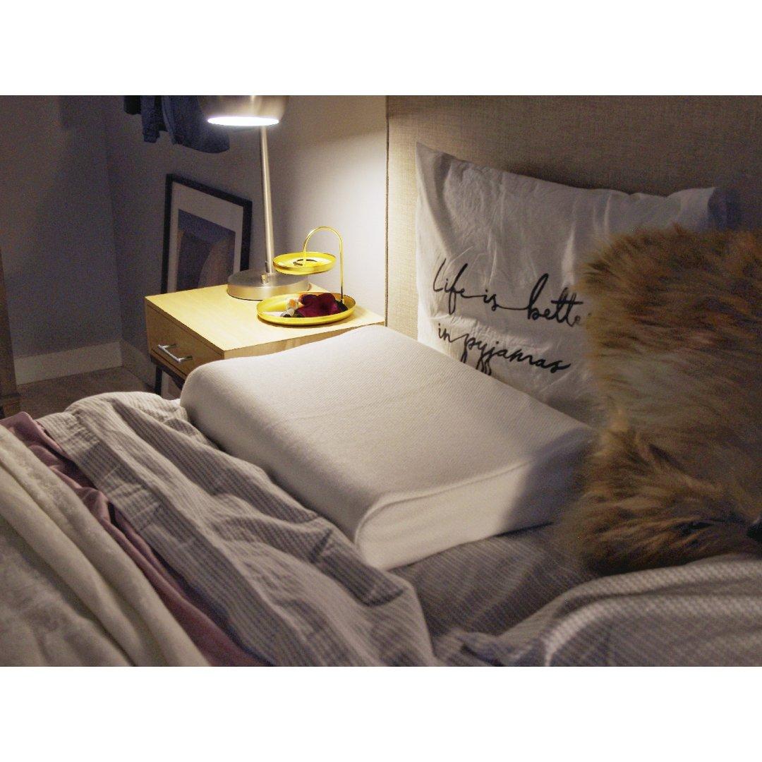 天然乳胶枕🛌到底能不能高枕无忧