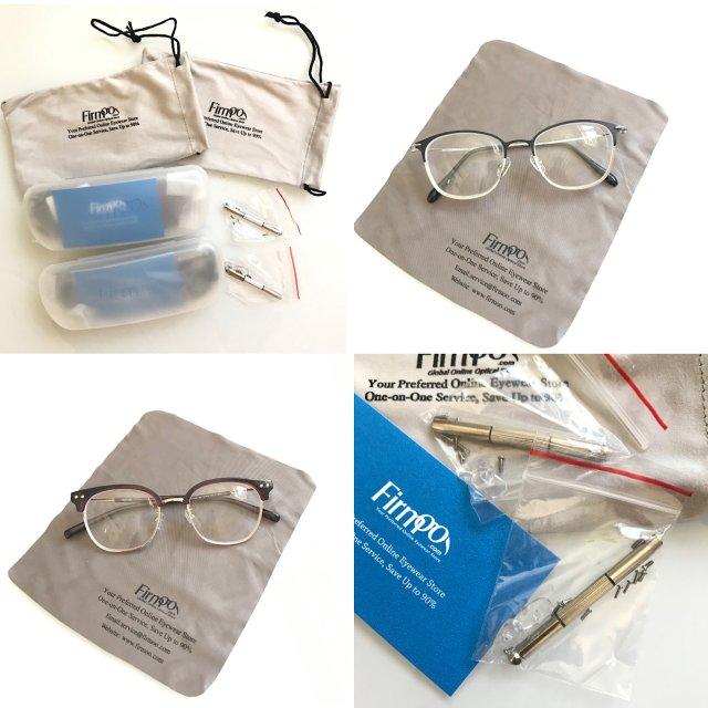 【Firmoo】网上$1购买眼镜实物分享