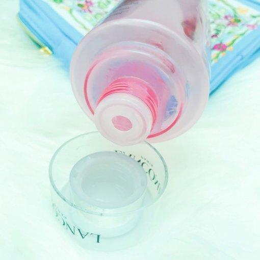 空瓶记 | 兰蔻400ml大粉水终于是用空了