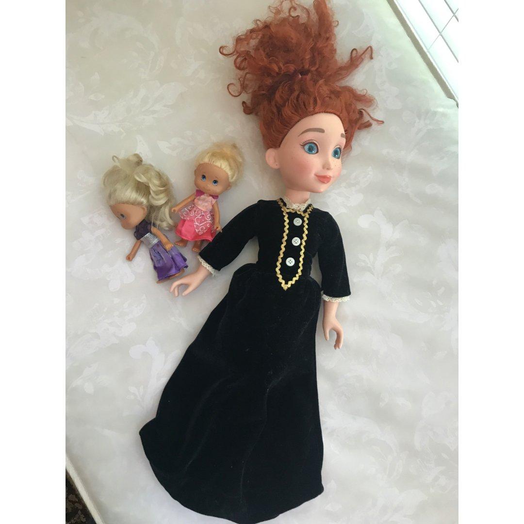 旧物改造|娃娃生娃娃