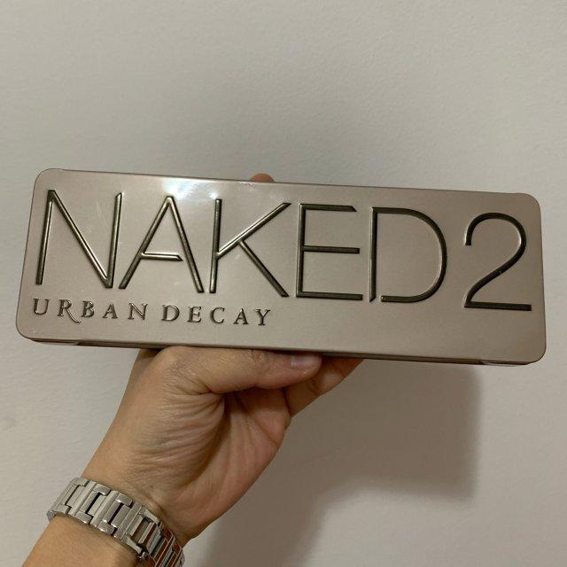 过期好物🤦♀️—naked2眼影盘