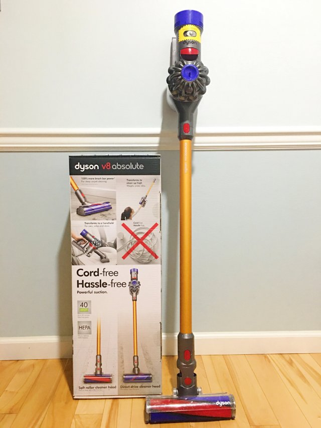 Dyson V8 absolute...