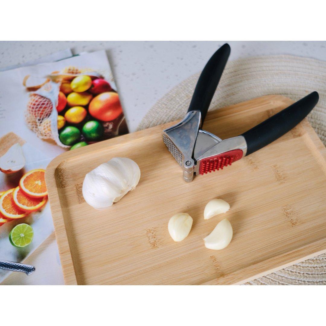 厨房好物|压蒜器、沥水垫、水槽滤网