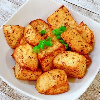 4⃣️一锅失败的土豆鸡块里拯救出来的空气...