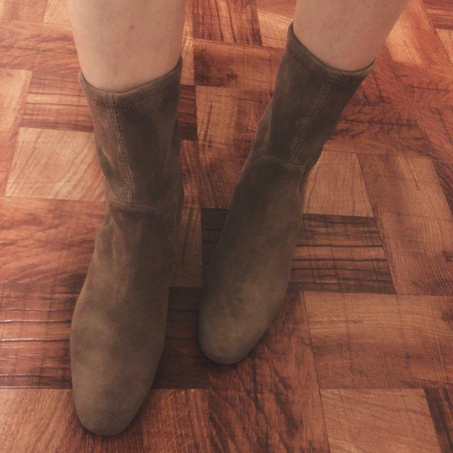 冬天必不可少的靴子 | SW袜靴