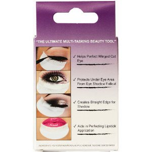 Shadow Shields The Original Eye Shadow Makeup Application Shields, 14 count - Walmart.com