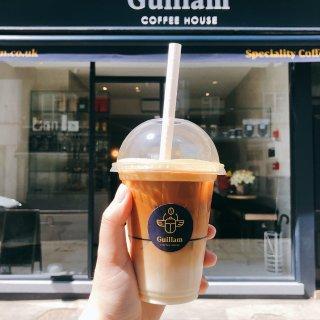 宅家打卡|伦敦的咖啡店都开门啦...