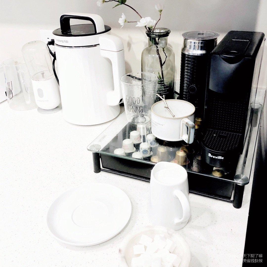 我家的咖啡角   靠咖啡续命的Mi...