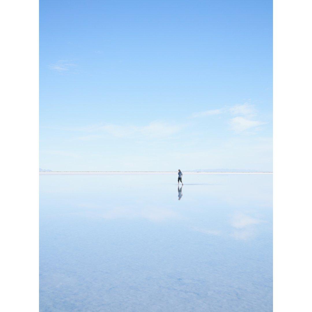 这个季节去博纳维尔大盐滩真的能拍出...