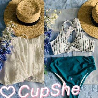 Cupshe 没有beach在家也能拍出海边照