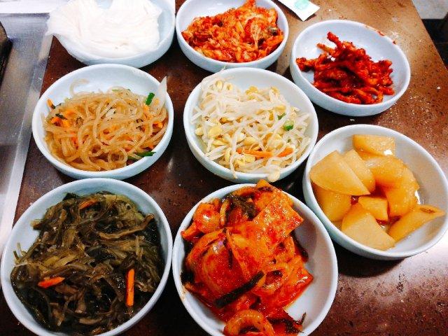 湾区美食之--接地气的韩国烤肉店T...