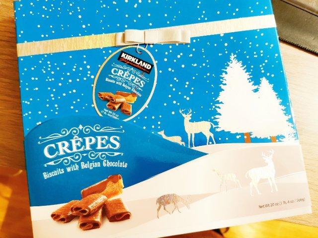 ☃季节限定❄️巧克力薄脆🎁